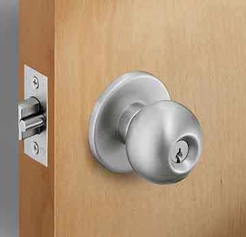 Mundo h fele - Cerradura de puerta de madera ...